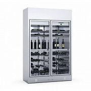 Винный шкаф Enofrigo WINE LIBRARY 2P WALL H260 P60