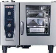 Пароконвектомат RATIONAL CombiMaster Plus 102 G (B129300.30.202)