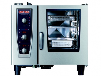 Пароконвектомат RATIONAL CombiMaster Plus 61 G (B619300.30.202)
